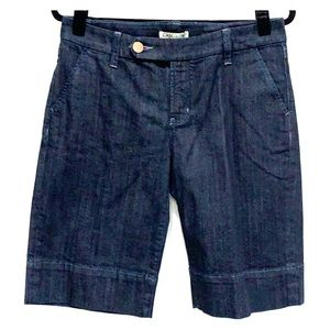 New CAbi Raw Wash Walking Shorts
